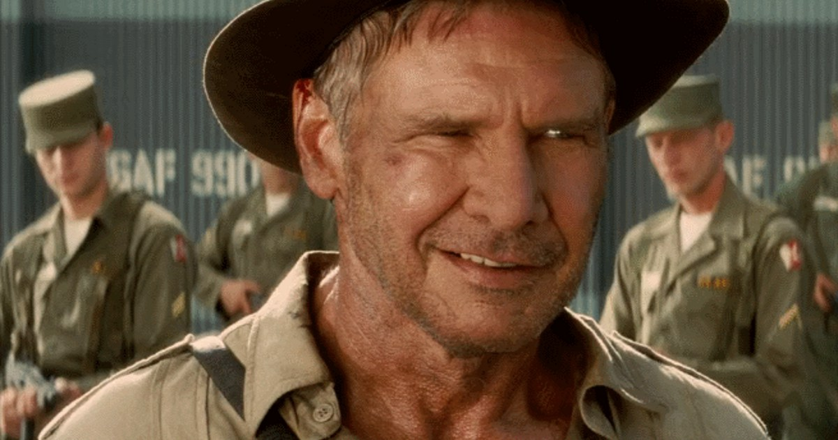 Harrison Ford Survives Indiana Jones 5 Says Steven Spielberg