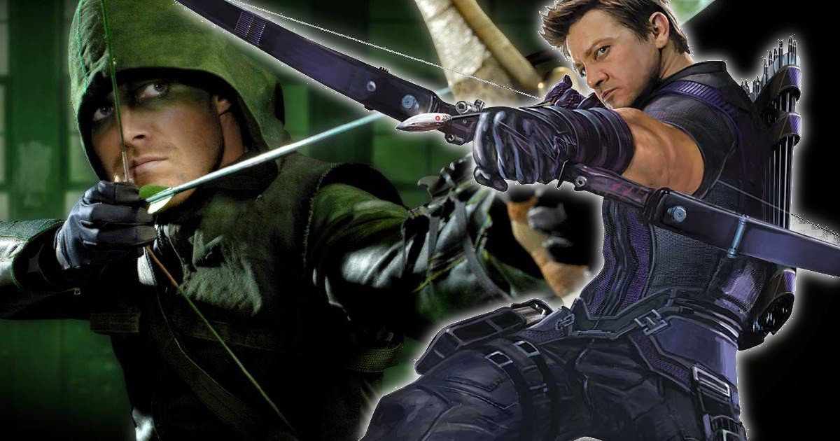 Jeremy Renner Open To Netflix; Responds to Stephen Amell's Arrow vs Hawkeye Claims (Video)
