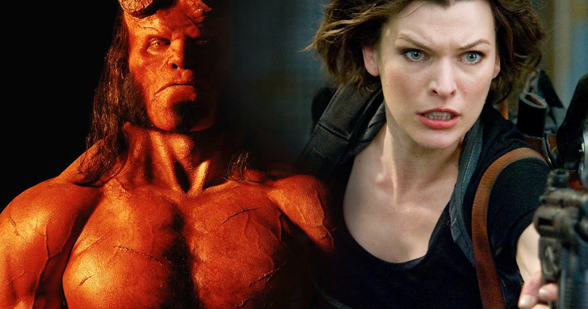 Hellboy Villain Milla Jovovich Is Super Bad Ass Says David Harbour