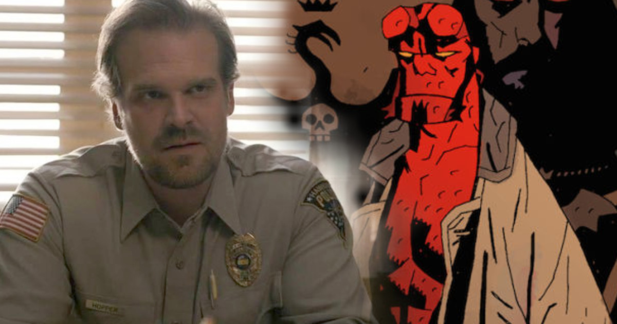 Mignola spills the beans: A HELLBOY movie reboot is coming