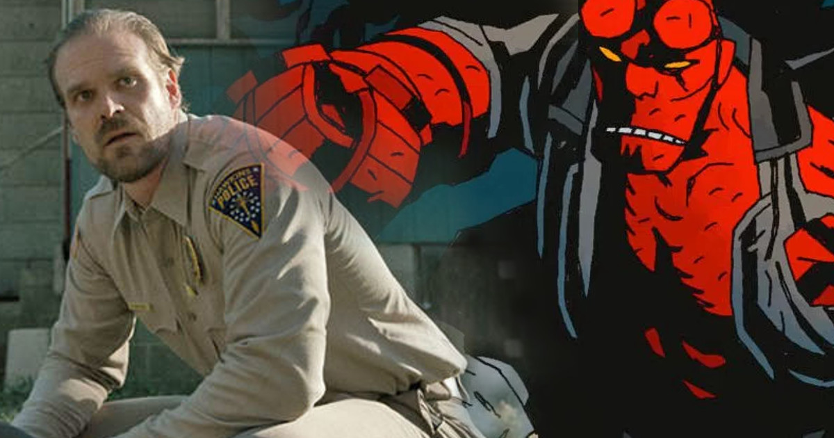 Hellboy Reboot to Start Filming This Fall, Says David Harbour