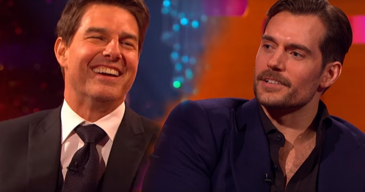 Watch: Henry Cavill, Tom Cruise, Simon Pegg On The Graham Norton Show