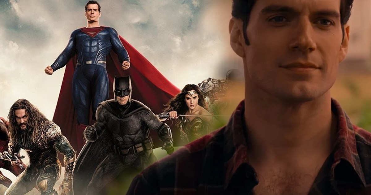 Henry Cavill Says Wonder Woman Step In Right Direction