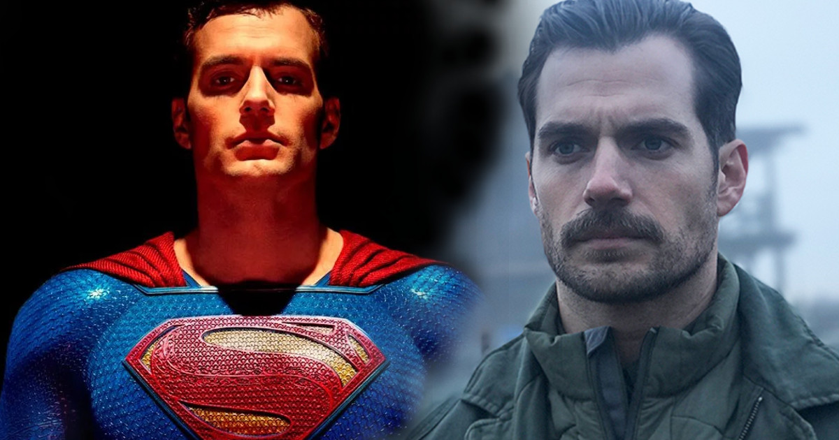 Henry Cavill gives his Justice League mustache a Sarah McLachlan farewell