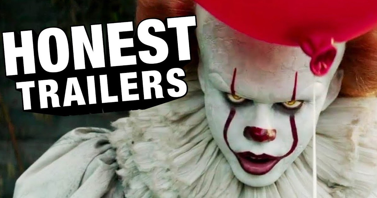 Watch: Honest Trailers For IT Movie