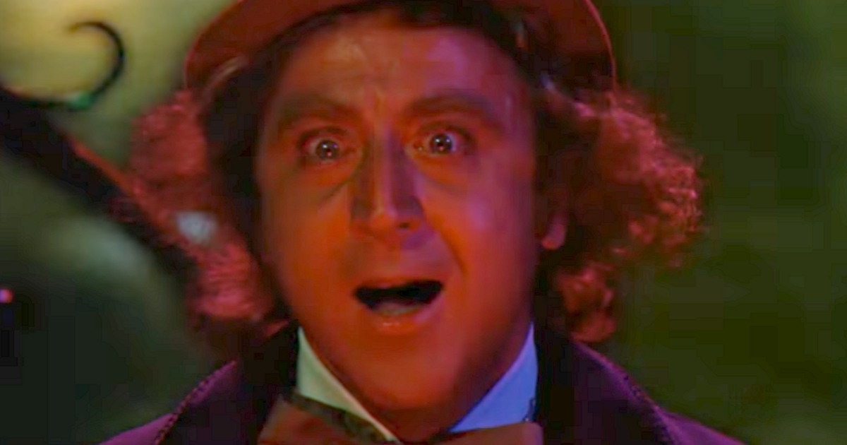 Honest Trailers: Willy Wonka & The Chocolate Factory w/ Michael Bolton