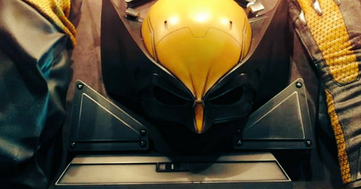 Image result for Is Hugh Jackman Teasing A Yellow Wolverine Costume In Logan?
