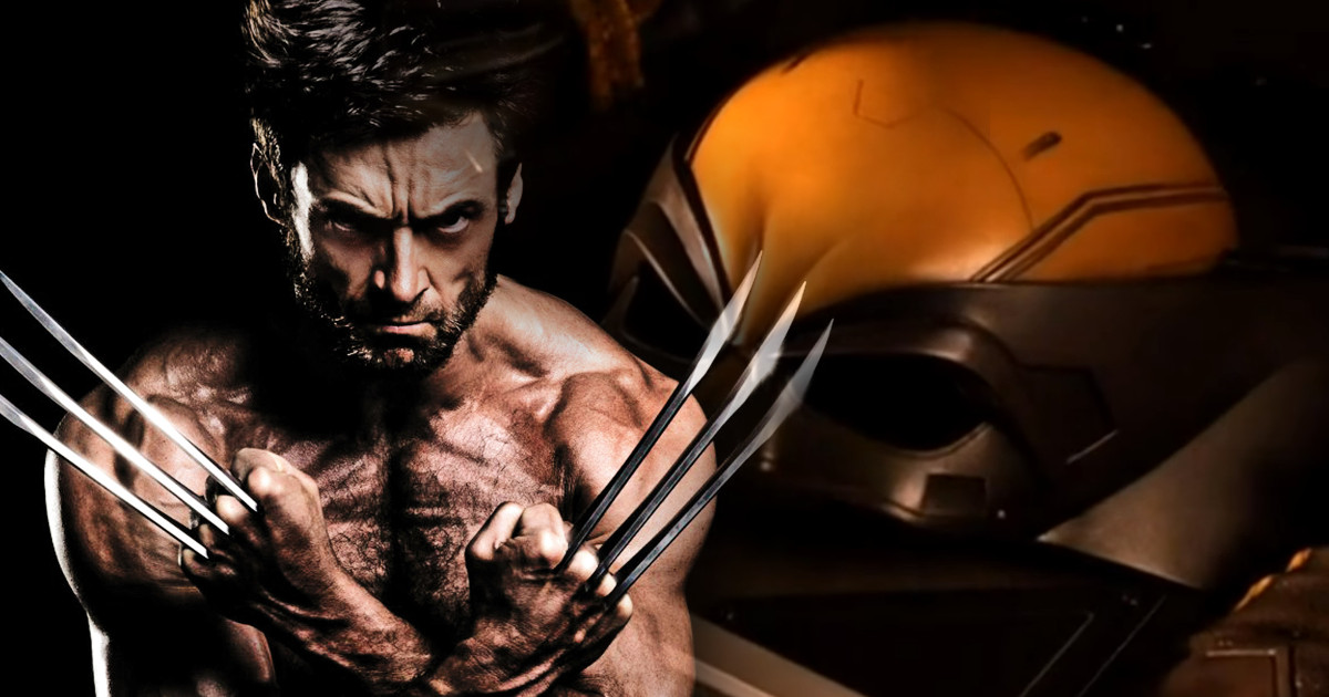 Hugh Jackman Teases Yellow Wolverine Costume | Cosmic Book ...