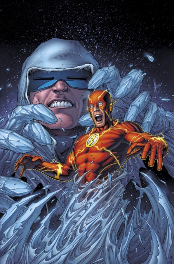 Flash #7 Dale Keown Variant Cover