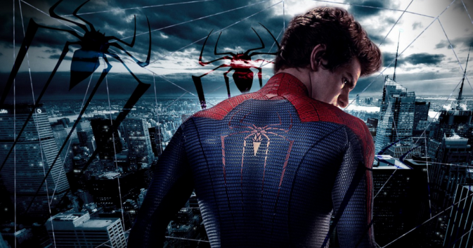"""[Lo que se viene] """"The Sinister Six"""" Andrew-garfield-spider-man"""