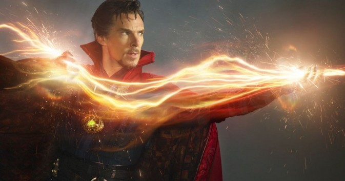 New 'Doctor Strange' Concept Art Released