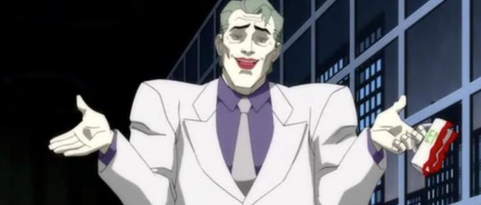joker white suit
