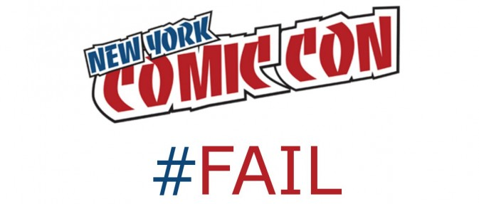 NYCC 2015 Ticket Purchase Equals Epic Failure - Cosmic Book News