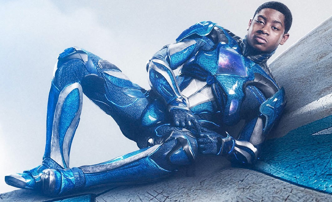 Resultado de imagem para power rangers movie 2017 billy blue ranger