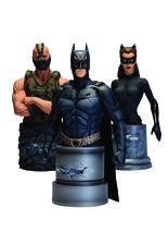 The Dark Knight Rises Busts
