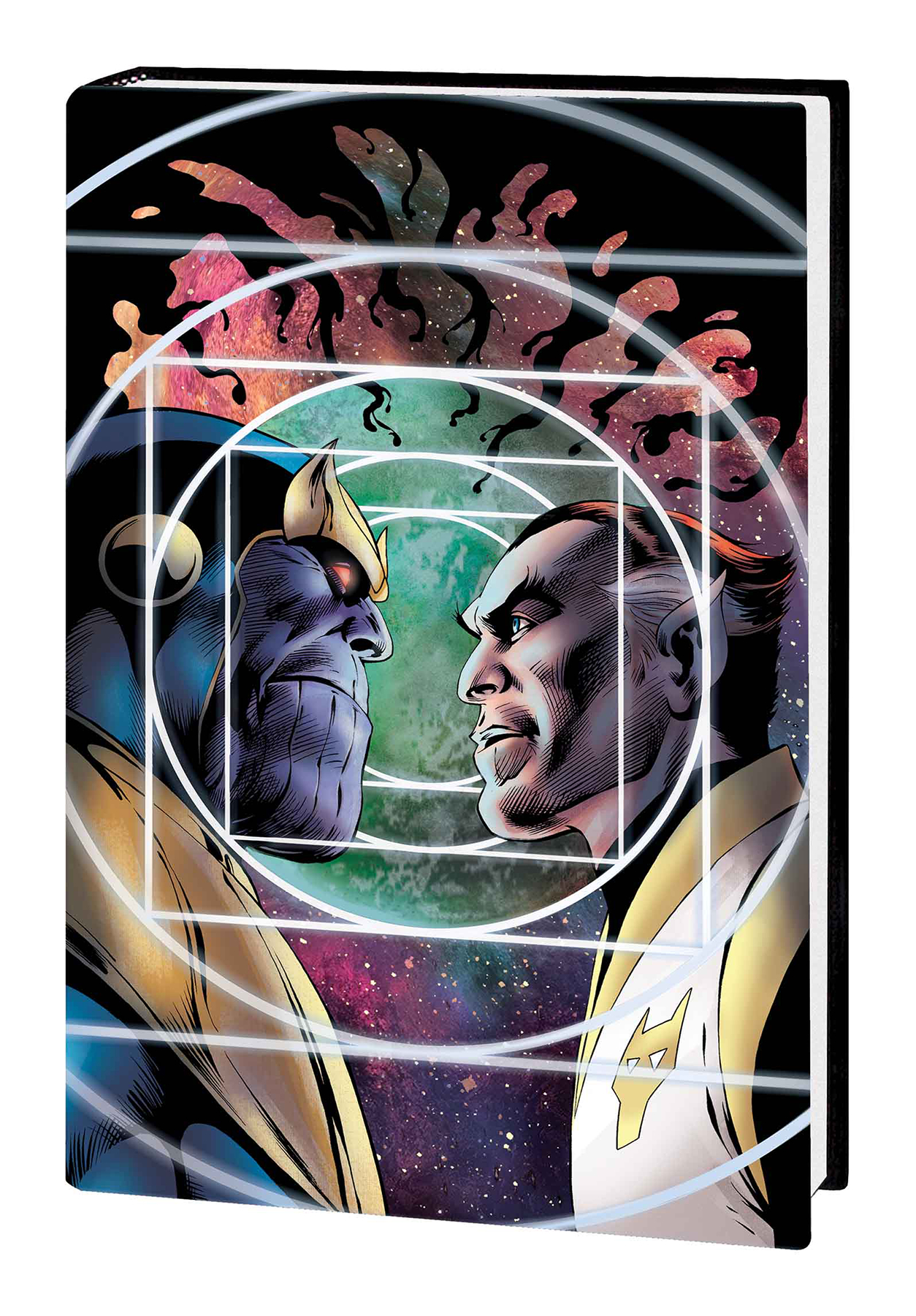 Thanos Infinity Siblings Jim Starlin