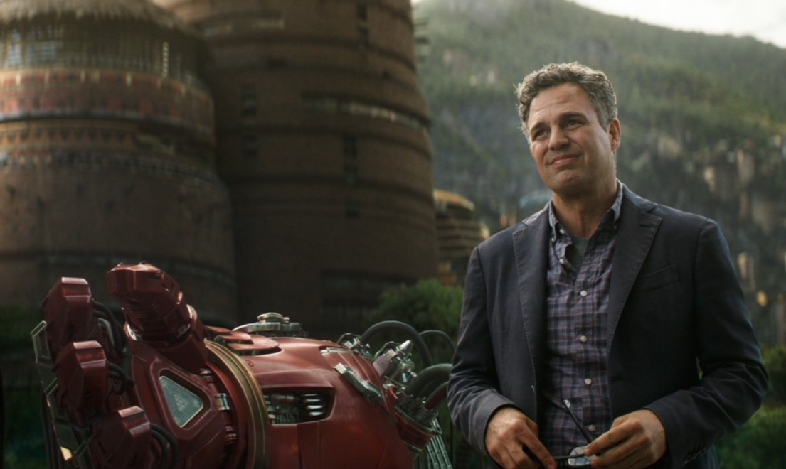 The Avengers Infinity War Mark Ruffalo