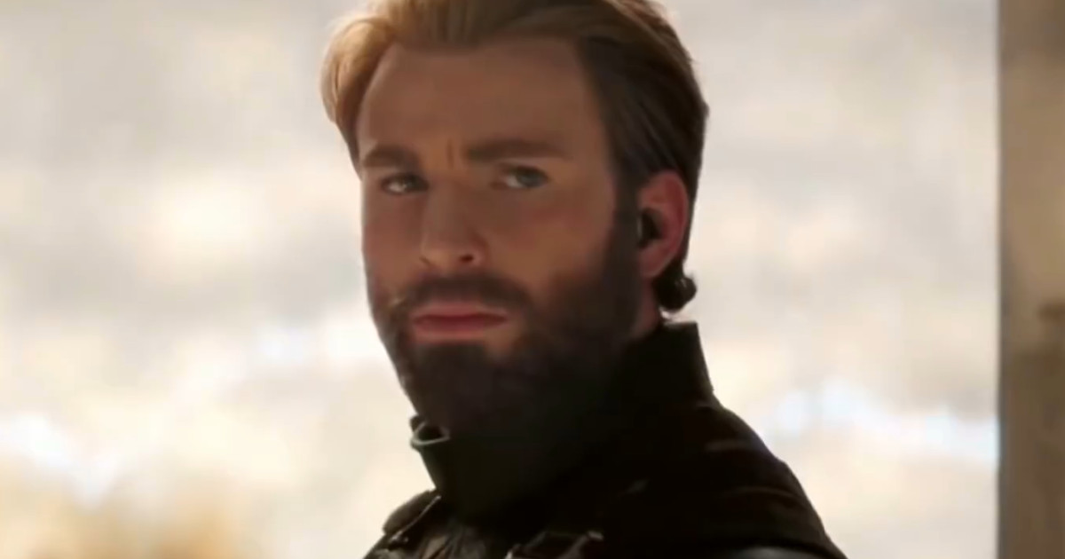 Infinity War Captain America