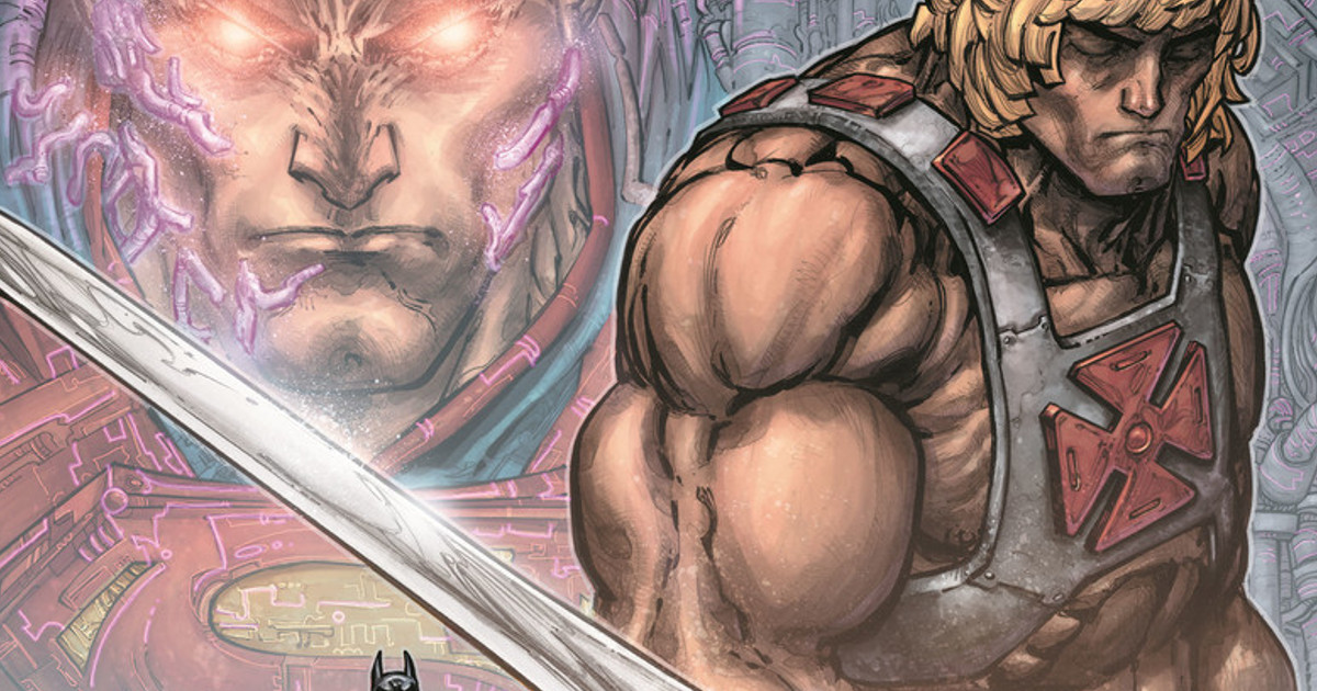 Injustice Vs He Man Announced Cosmic Book News