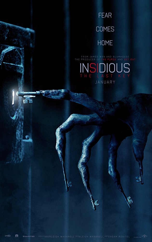 Insidious: The Lost Key