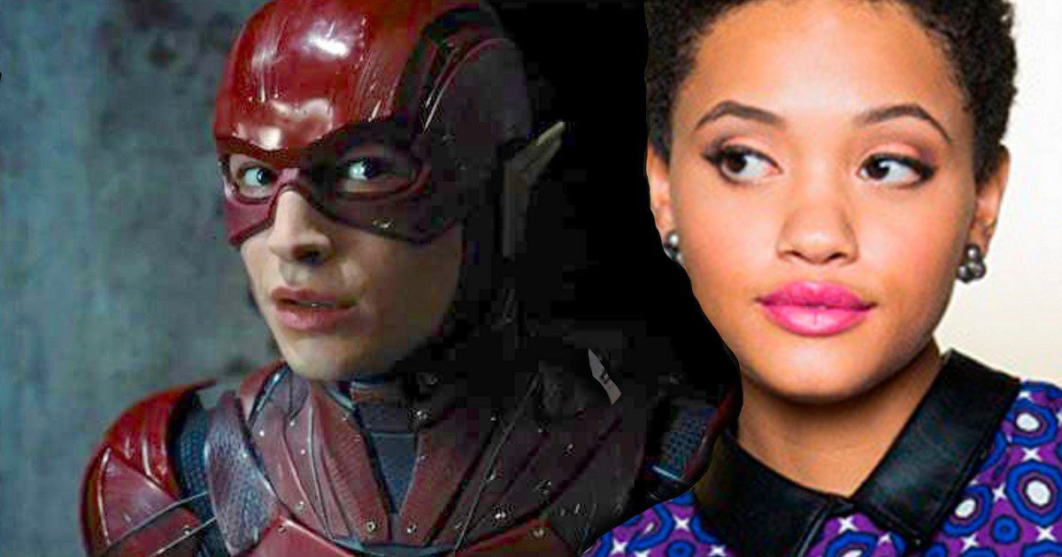Iris West Said To Be Recast For Flashpoint