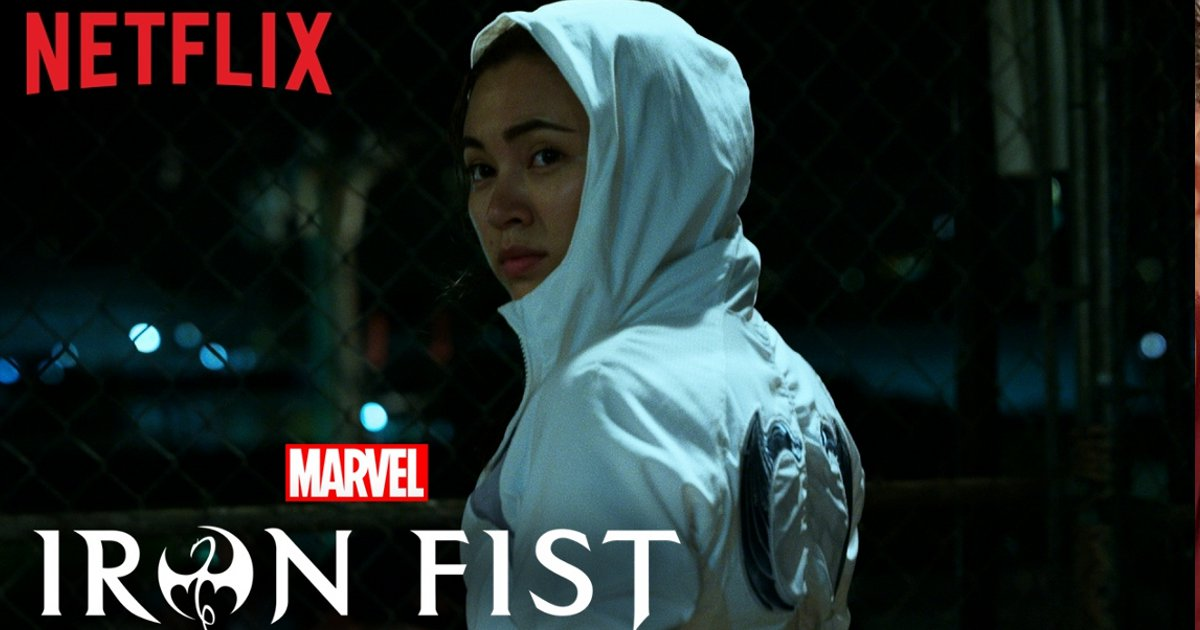 Watch: Iron Fist Colleen Wing Clip