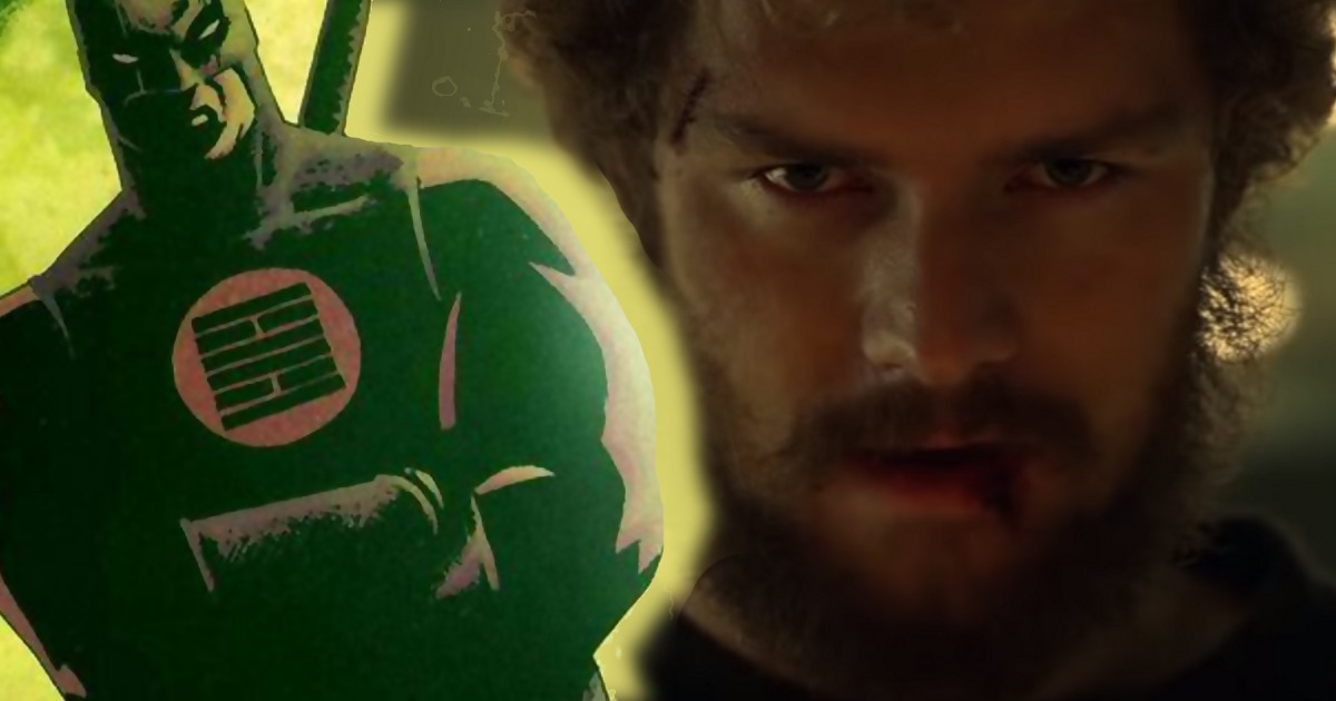 finn jones teases lei kung for iron fist cosmic book news. Black Bedroom Furniture Sets. Home Design Ideas
