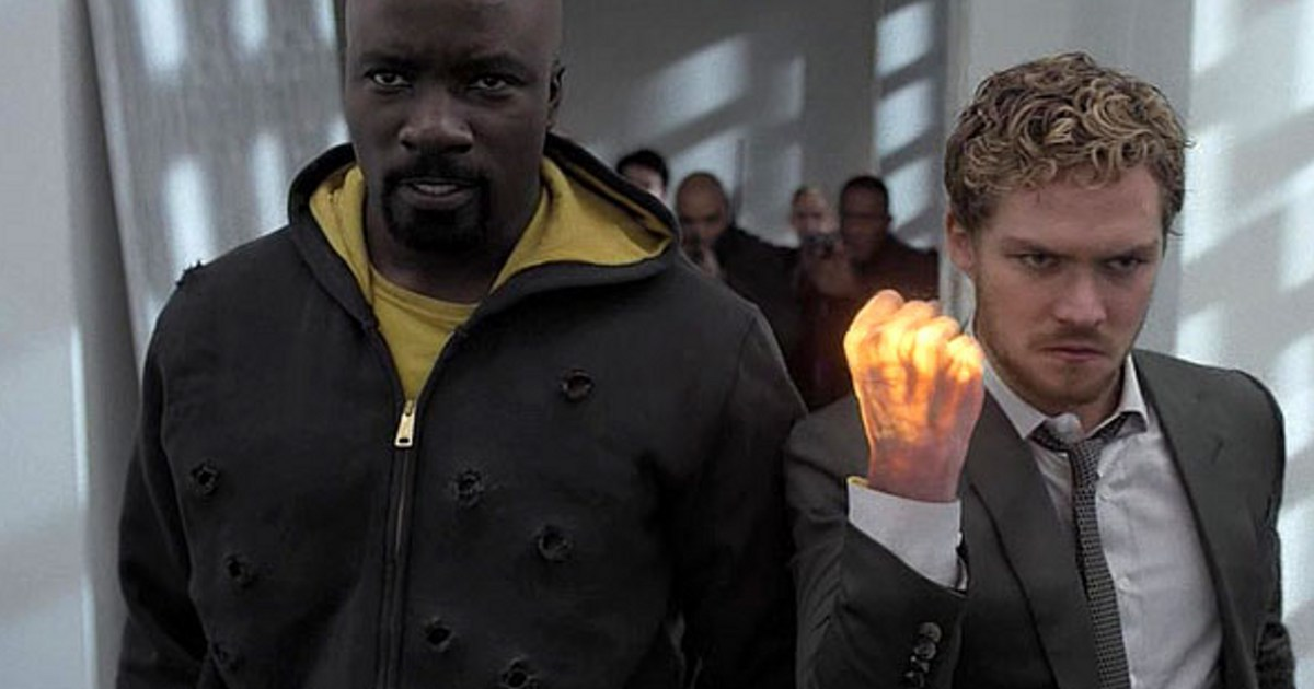 Iron Fist Joins Luke Cage Season 2