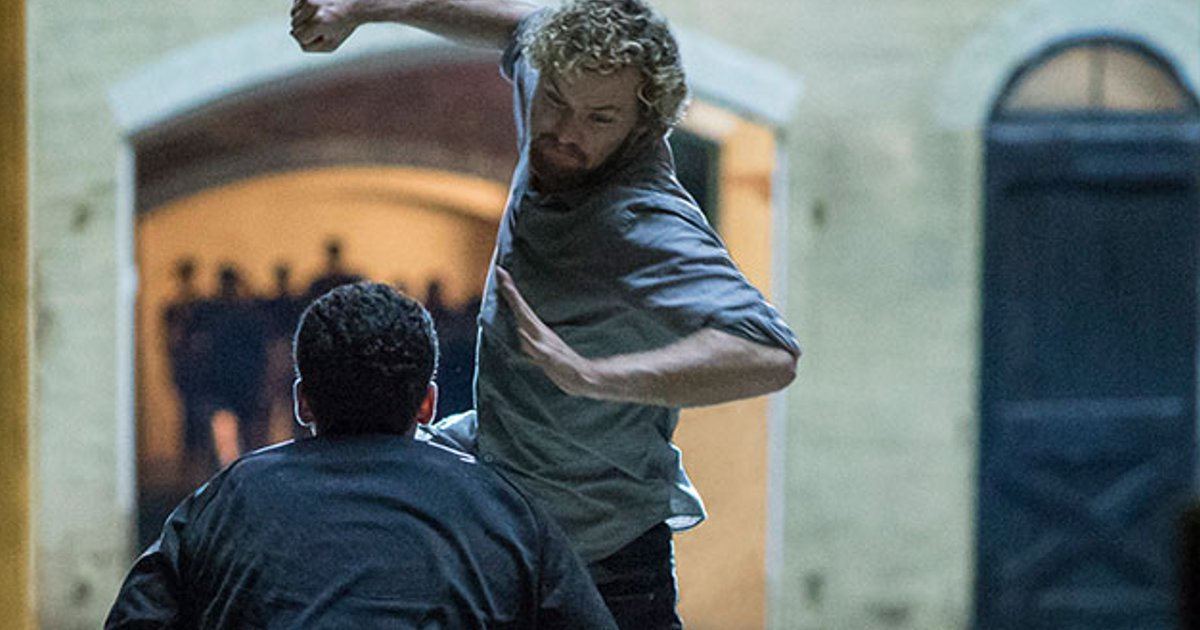 Image result for marvel's iron fist netflix