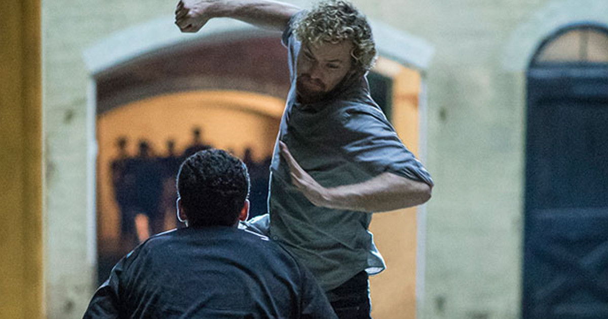 Iron Fist Changes Showrunners For Season 2