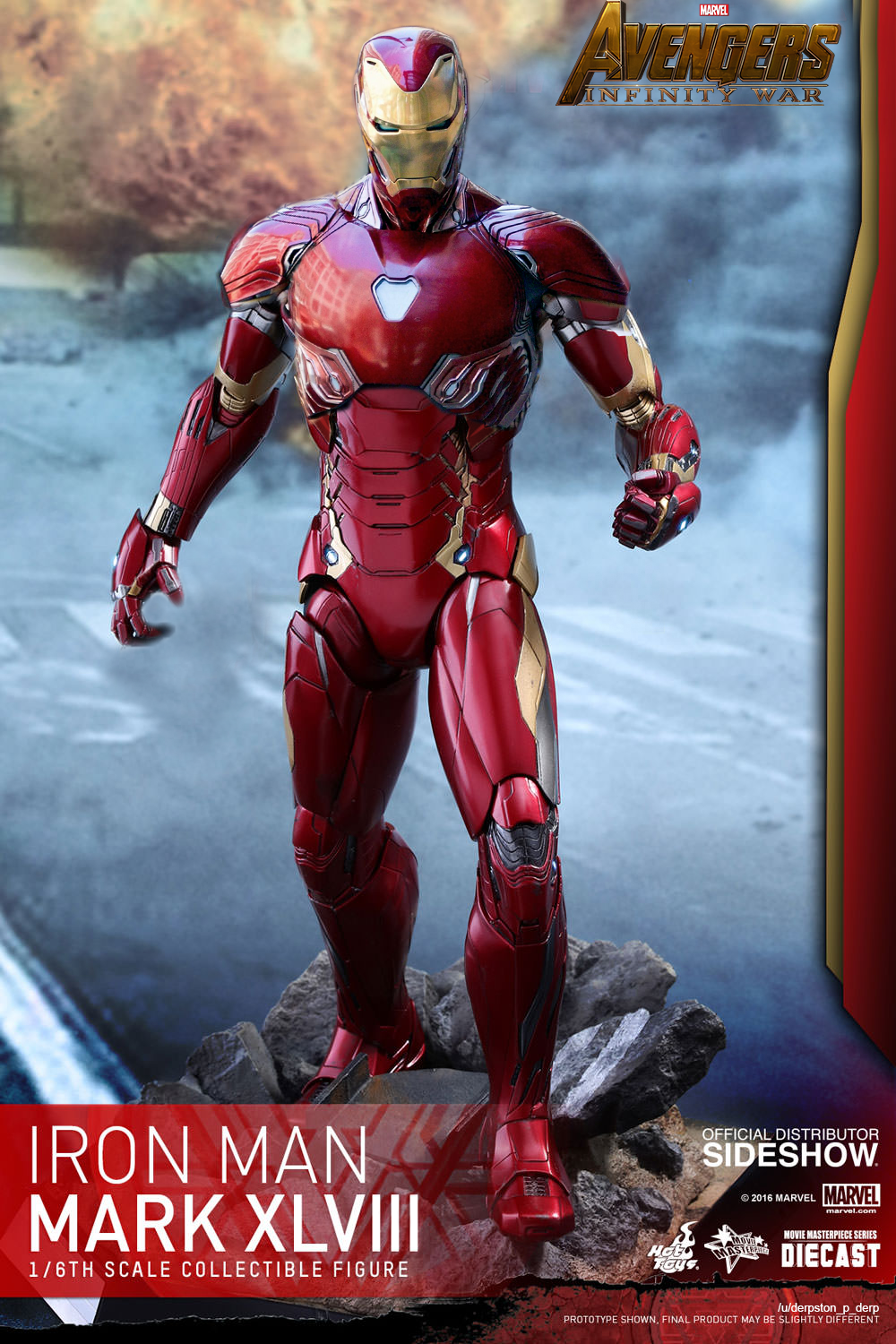 infinity war iron man armor awesome photoshop job gives