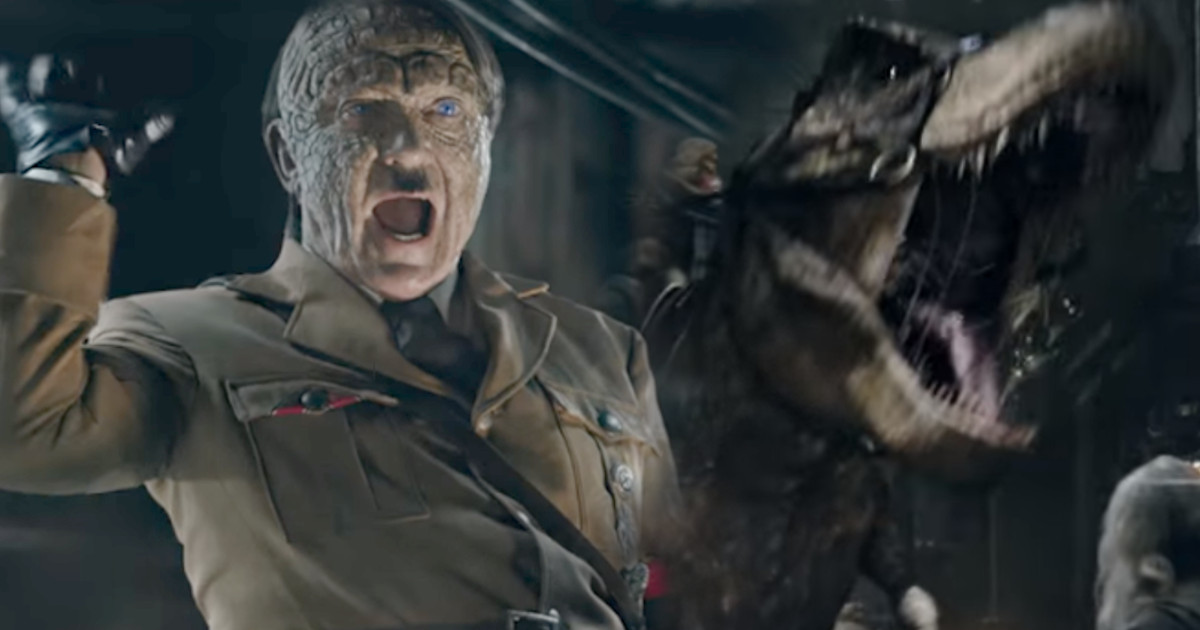 Watch: Iron Sky: The Coming Race Teaser Trailer