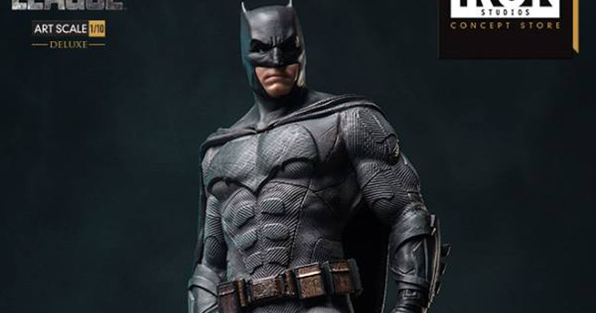 Iron Studios Justice League Batman