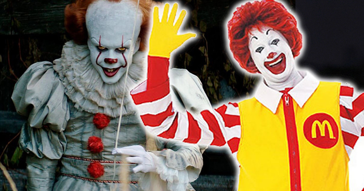 IT movie Burger King MdDonald's