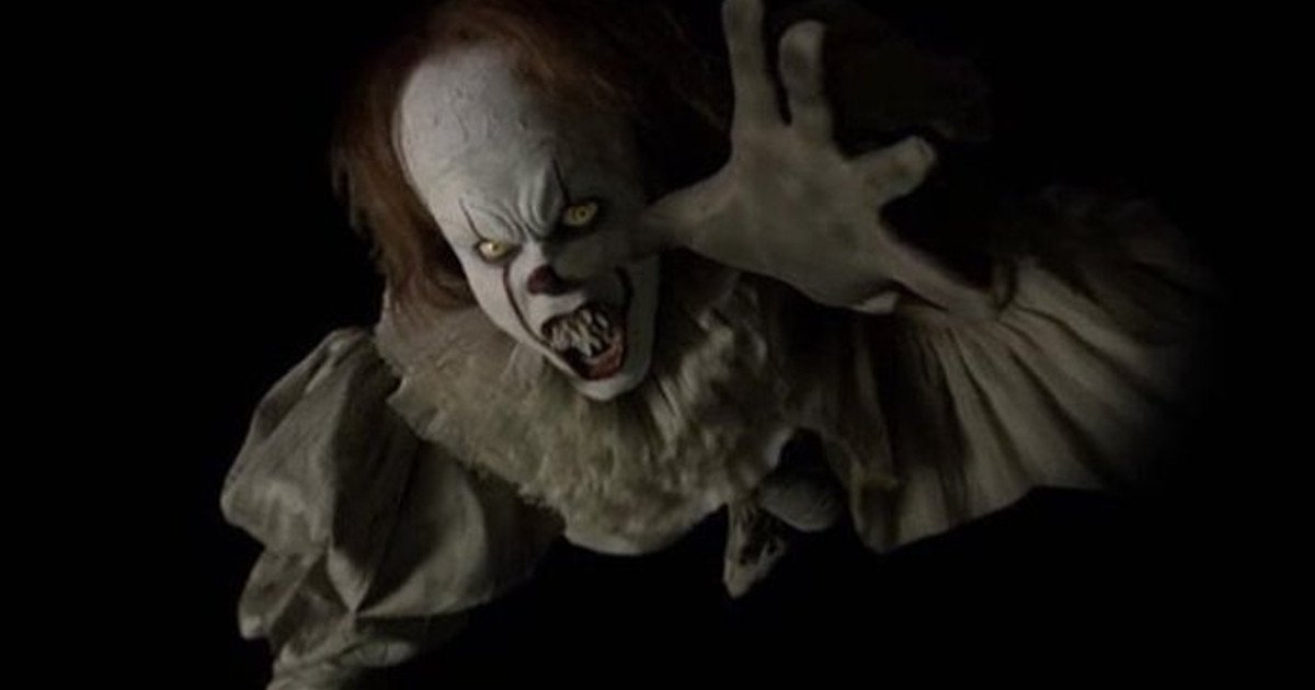 New It TV Spot & VR Promo: 4-Minutes Of Footage Leaks ...