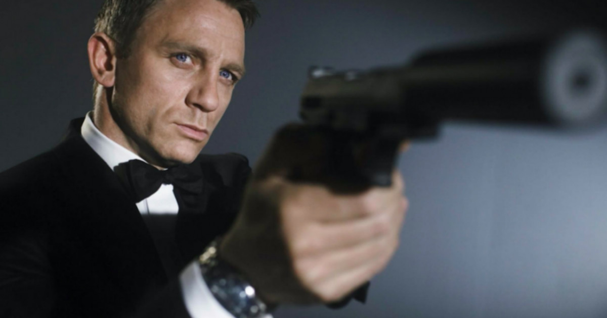 James Bond Will Return In 2019
