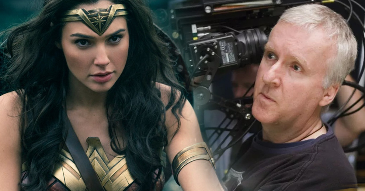 James Cameron Wonder Woman