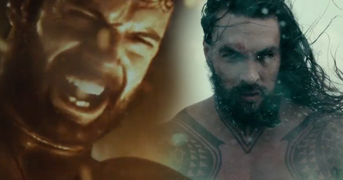 Jason Momoa Confirms Aquaman Man of Steel Easter Egg