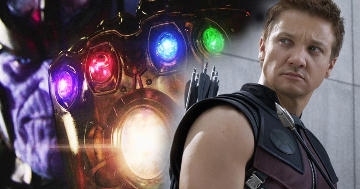 "Avengers: Infinity War To See ""Wondrous Things"" For Hawkeye Says Jeremy Renner"