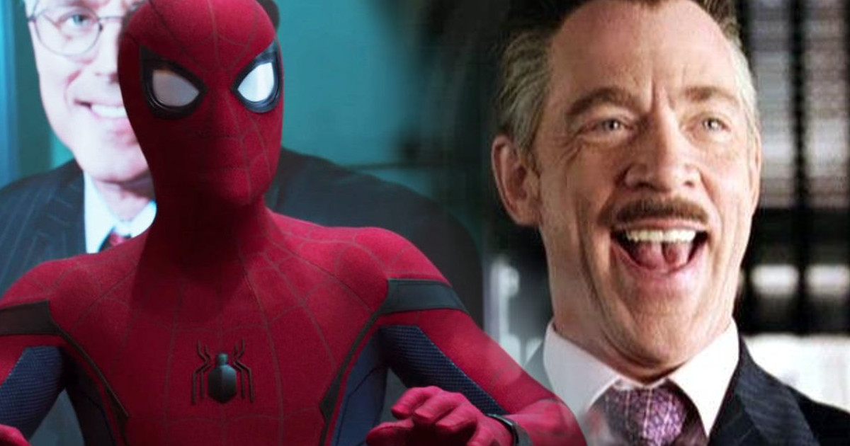 JK Simmons Open To Spider-Man Return