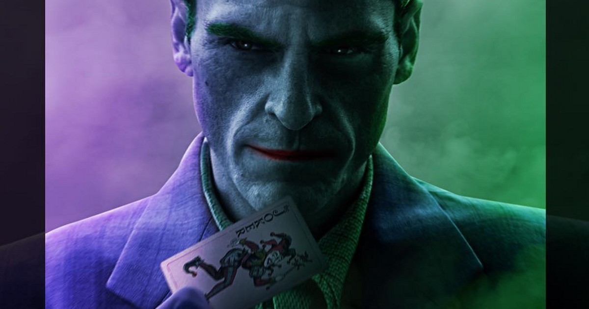 Joaquin Phoenix responds to Joker movie rumors