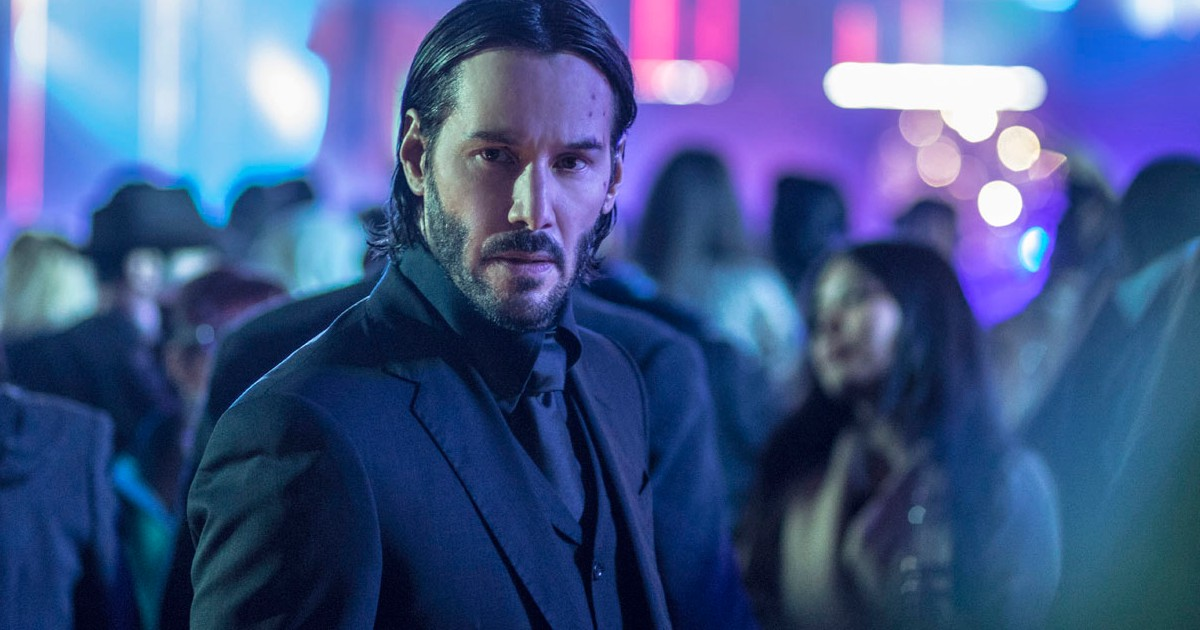 New John Wick 2 Images With Keanu Reeves - Cosmic Book News