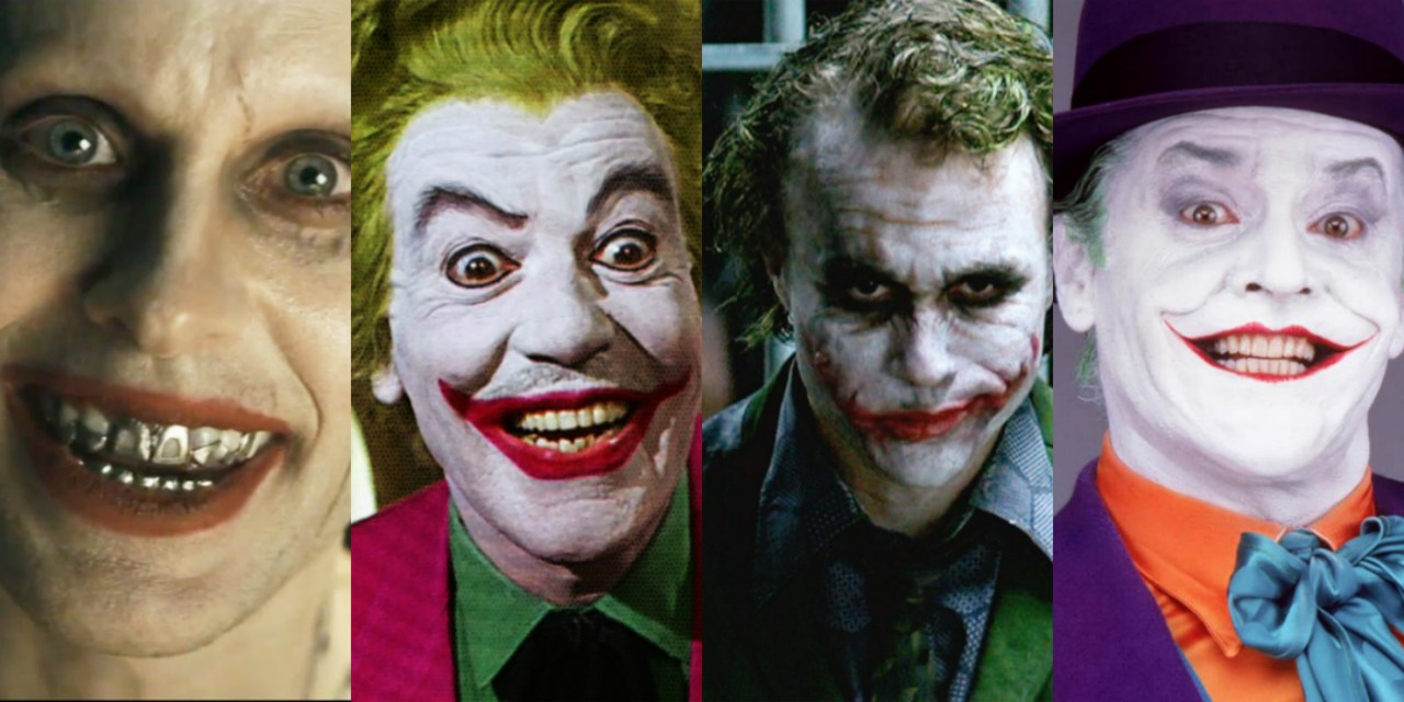 Joker actors