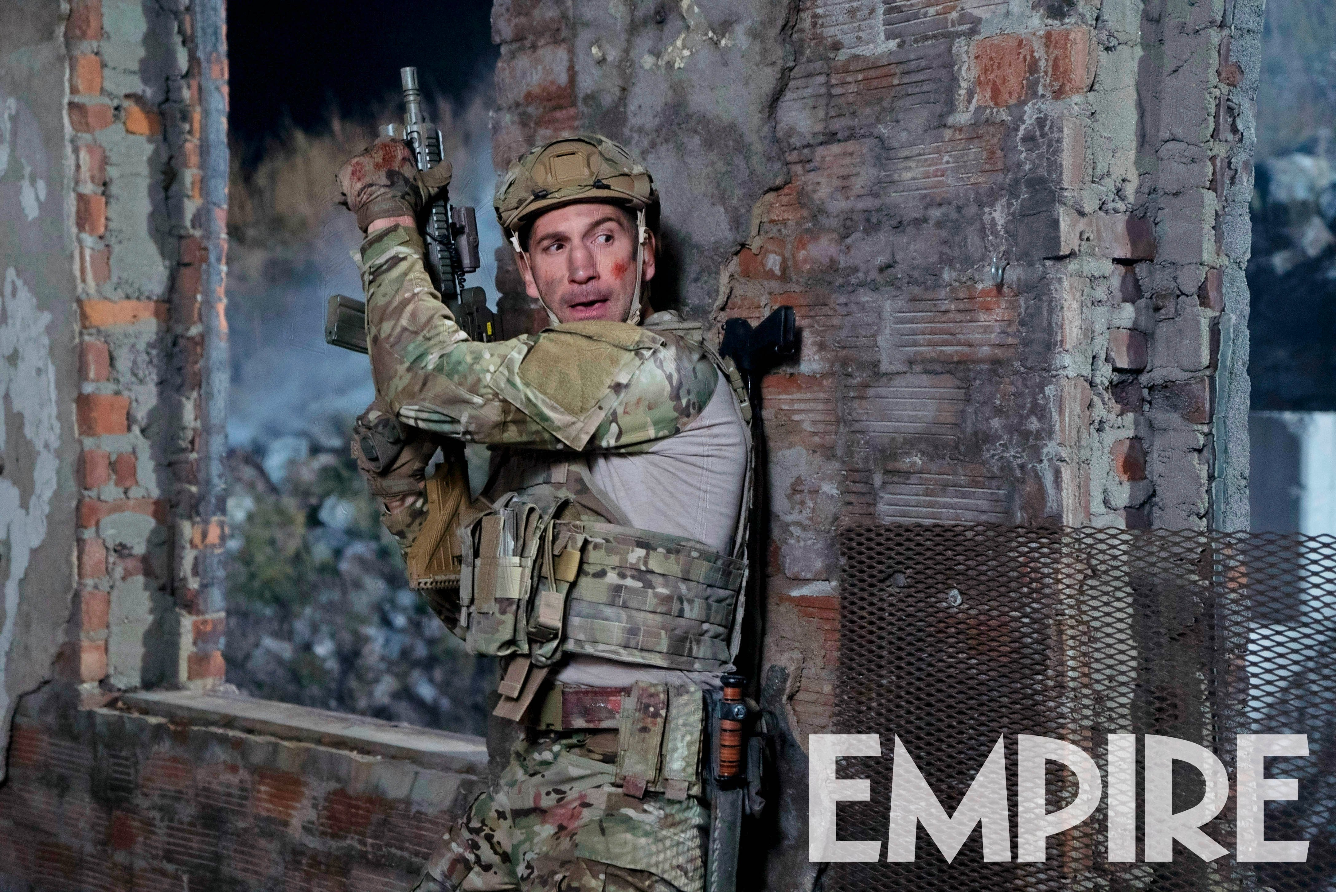 New Photo For The Punisher Shows Frank Castle As A Soldier