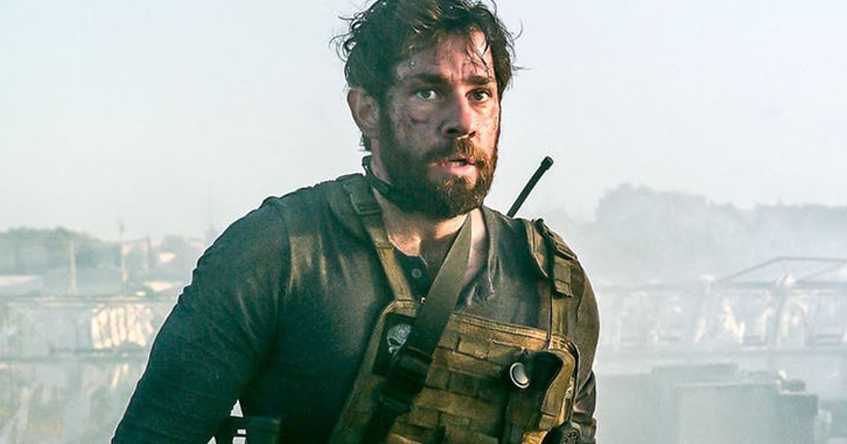 John Krasinski, jack Ryan, Amazon