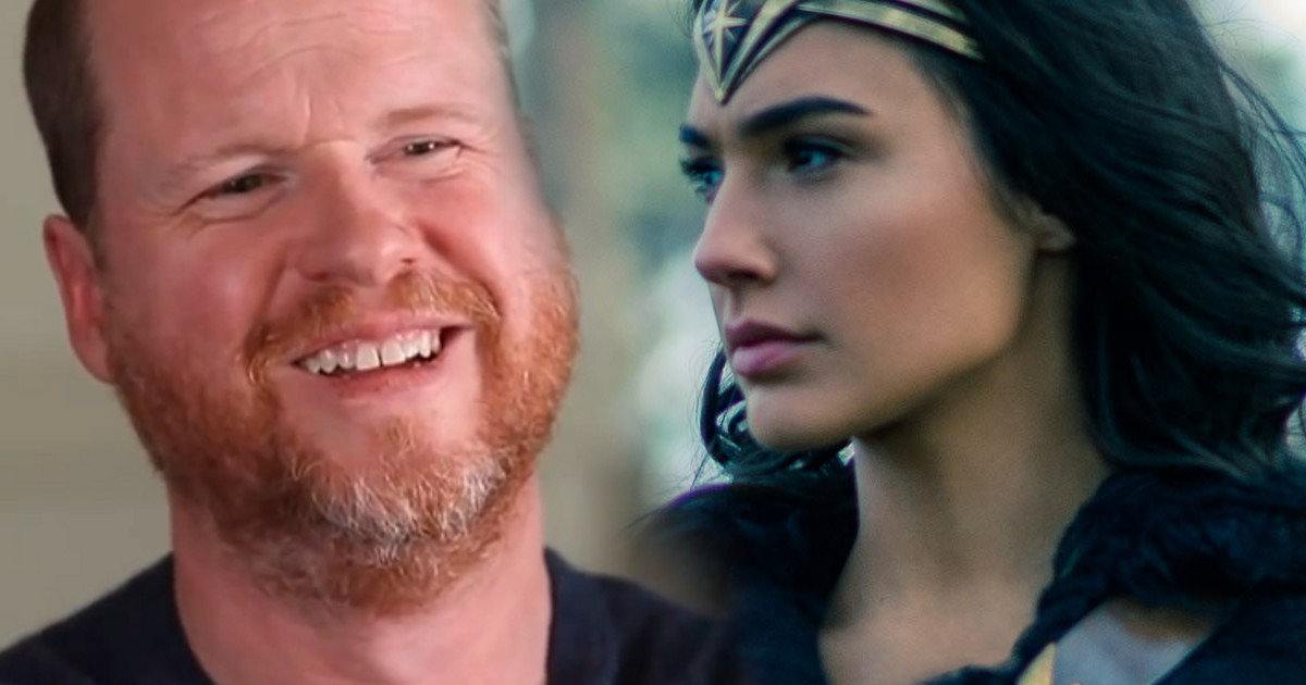 Here's how the Wonder Woman script came together