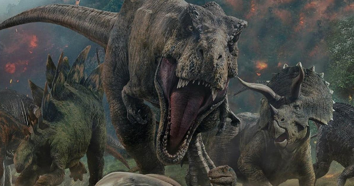 Jurassic World: Dominion Title Revealed By Colin Trevorrow