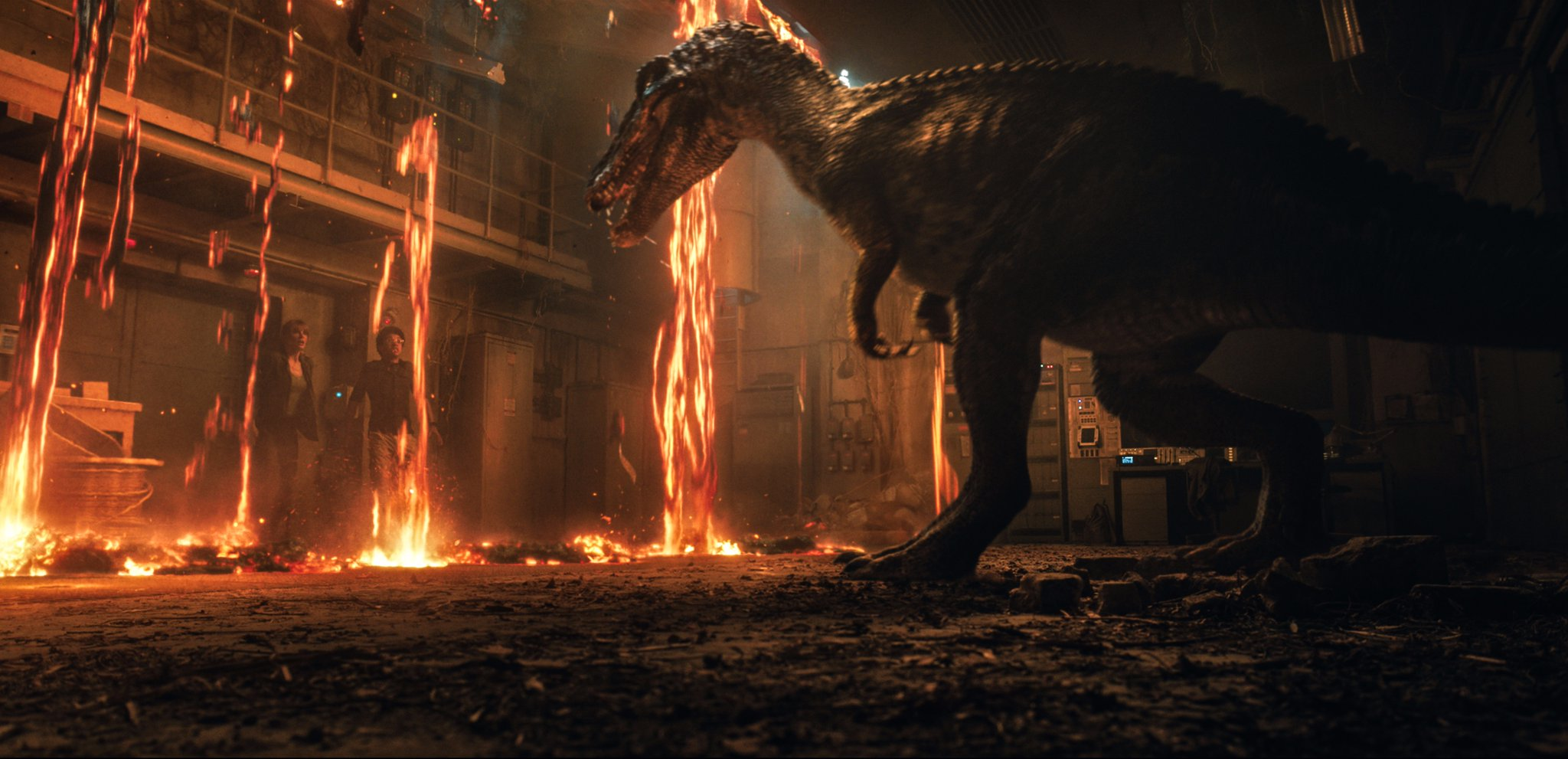 Jurassic World First Look Image