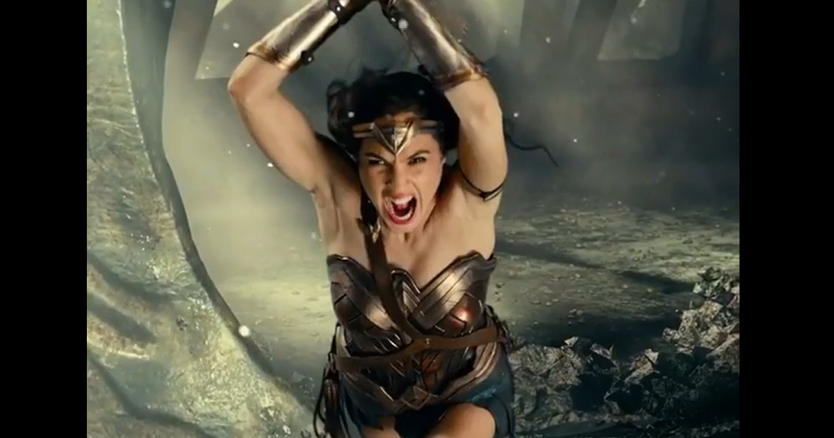 AT&T Reveals New Promo For Justice League