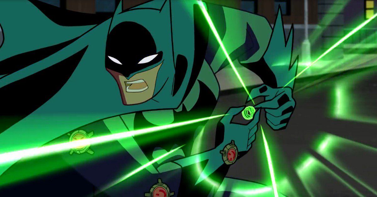 Justice League Action ...
